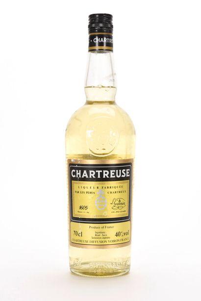 1 B CHARTREUSE JAUNE VOIRON (mise 2000) Pères...