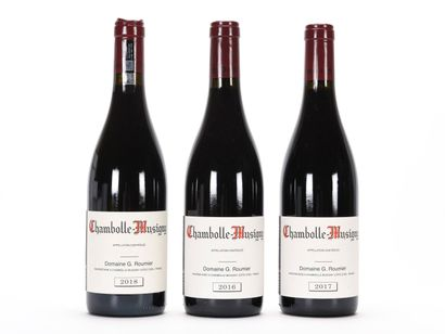 1 B CHAMBOLLE-MUSIGNY Domaine Georges Roumier...