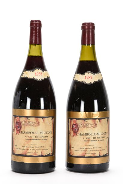 2 Mag CHAMBOLLE-MUSIGNY LES SENTIERS (1er...