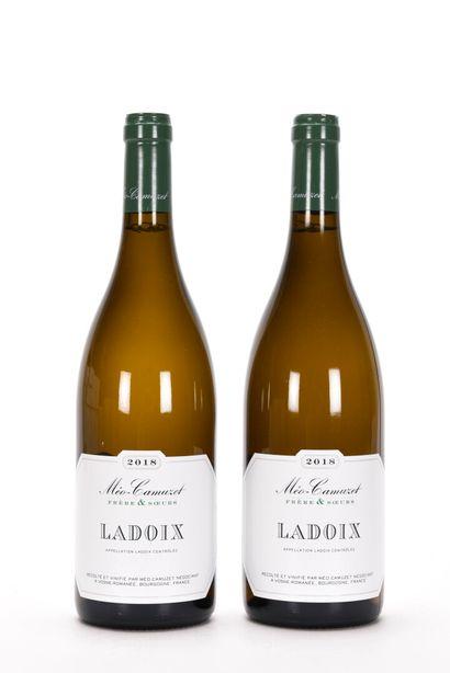 2 B LADOIX Méo-Camuzet Frère & Soeurs 20...