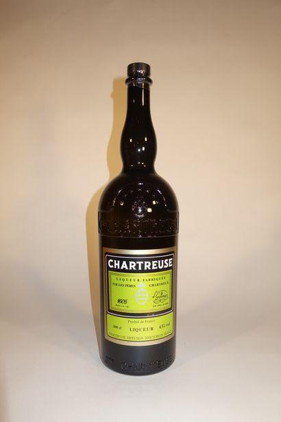 1 JERO CHARTREUSE JAUNE VOIRON 300 cl 43%...