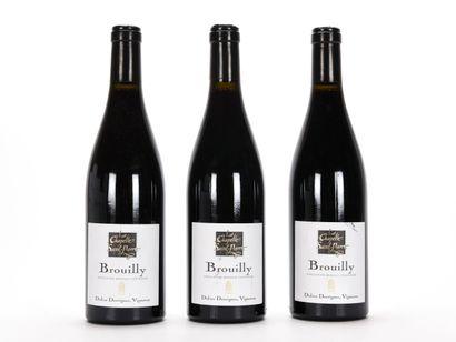 3 B BROUILLY LA CHAPELLE SAINT-PIERRE Didier...