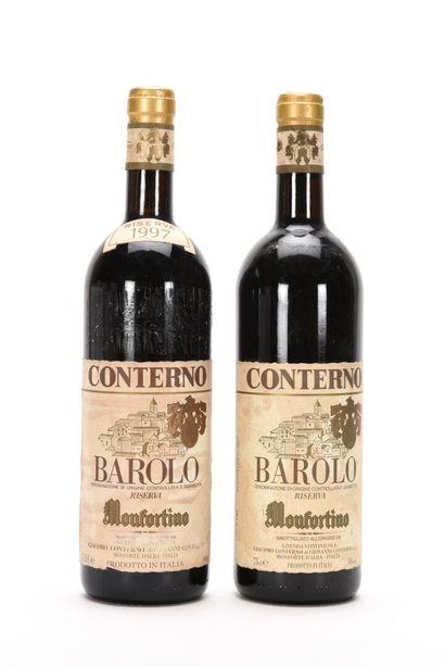 2 B BAROLO MONFORTINO (1 e.a; 1 s.c.m.) Giacomo...
