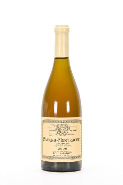 1 B BÂTARD-MONTRACHET (Grand Cru) Louis Jadot...
