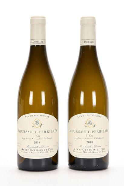 2 B MEURSAULT -PERRIÈRES (1er Cru) Henri...