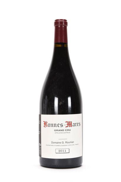 1 Mag BONNES-MARES (Grand Cru) Domaine Georges...