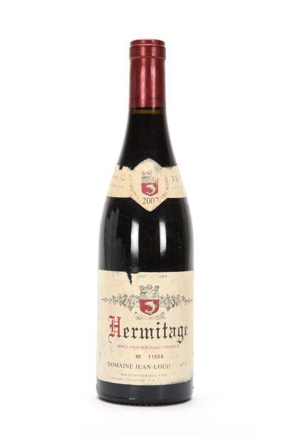 1 B HERMITAGE Rouge (e.t.a; clm.a.) Jean-Louis Chave 2007   TVA récupérable pour...