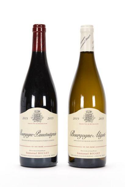 1 B BOURGOGNE-PASSETOUGRAIN Emmanuel Rouget...