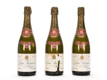 3 B CHAMPAGNE BRUT Rosé (2 e.t.h; 1 e.t.a.)...