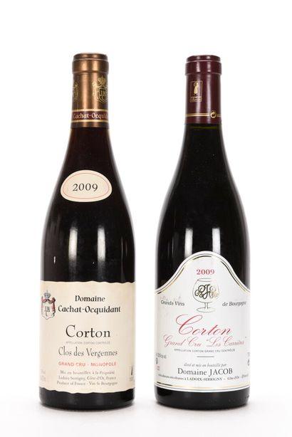 1 B CORTON LES CARRIÈRES (Grand Cru) (e.l.s.)...