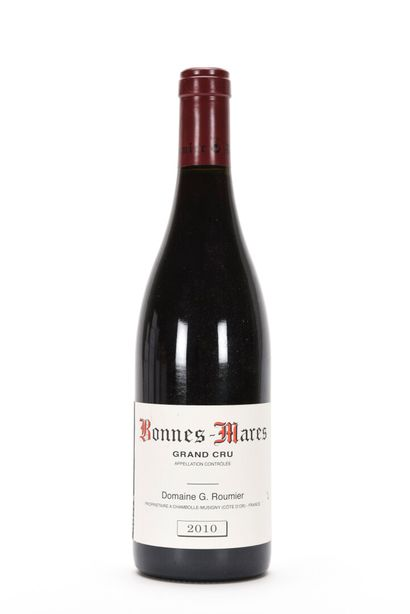 1 B BONNES-MARES (Grand Cru) Domaine Georges...
