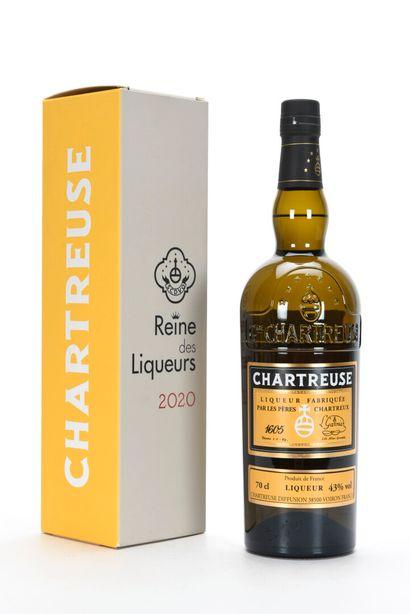 1 B CHARTREUSE REINE DES LIQUEURS ÉDITION...