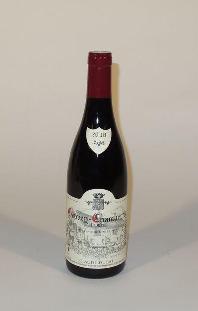 1 B GEVREY-CHAMBERTIN (1er Cru) Claude Dugat...