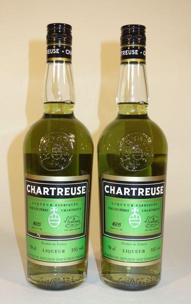 1 B CHARTREUSE VERTE SANTA TECLA Edition...