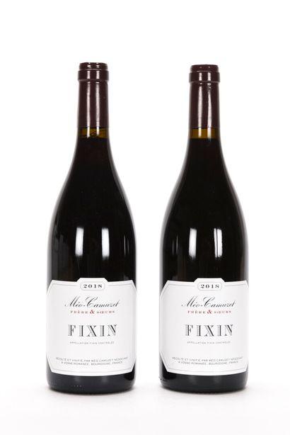 2 B FIXIN Méo-Camuzet Frère & Soeurs 201...
