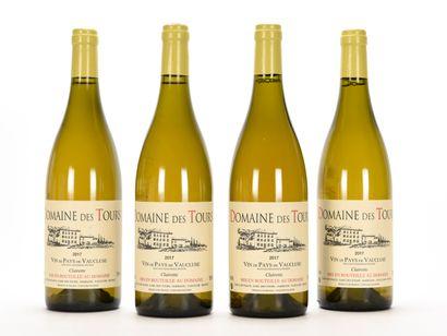 4 B VIN DE PAYS DE VAUCLUSE CLAIRETTE Domaine...