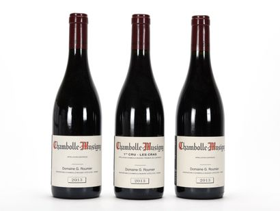 2 B CHAMBOLLE-MUSIGNY Domaine Georges Roumier...