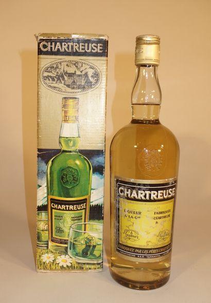 1 B CHARTREUSE JAUNE TARRAGONE