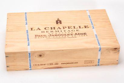 6 B HERMITAGE LA CHAPELLE (Caisse Bois d'origine...