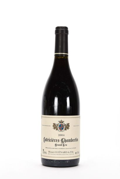 1 B LATRICIÈRES-CHAMBERTIN (Grand Cru) Henri...