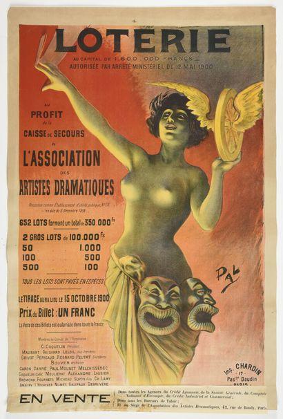 PAL Loterie, ,  Chardin  120 x 80 cm  (t...