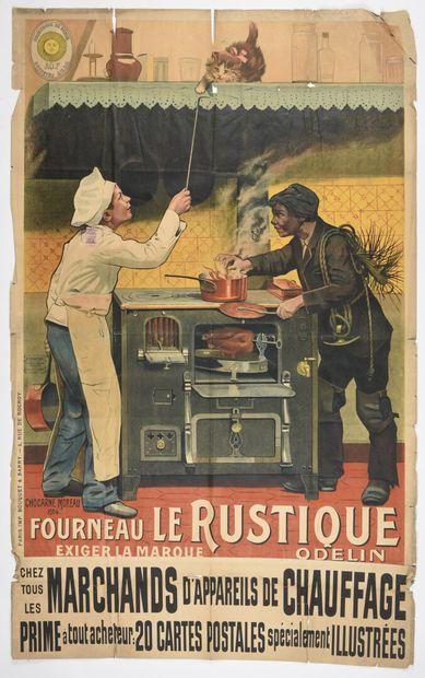 CHOCARNE MOREAU, Fourneau le Rustique, Bouquet...