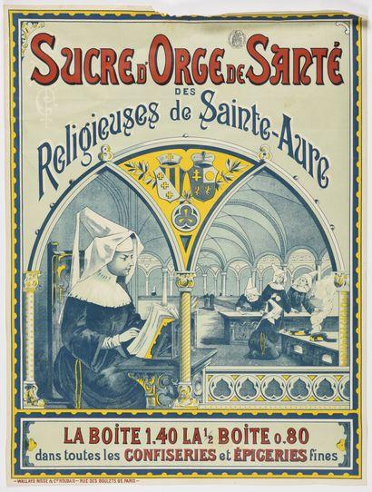 Sucre d'orge, de santé des religieuses de...