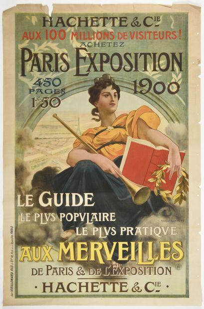 François FLAMENG, Paris Expo 1900, le guide...