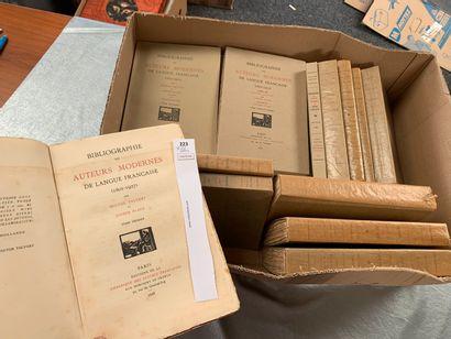 Hector Talvart et Joseph Place. Bibliographie...
