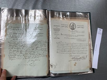 [Documents révolutionnaires] Saintes Maries...