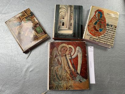 [Editions Zodiaque]. 4 volumes.