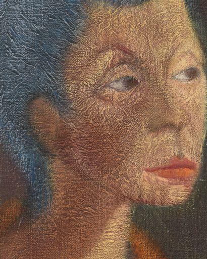 Vincent GONZALEZ (1928-2019)  Portrait de...