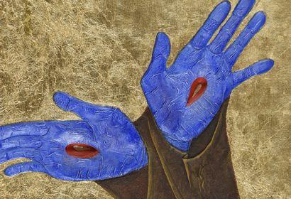 Vincent GONZALEZ (1928-2019)  Les mains de...
