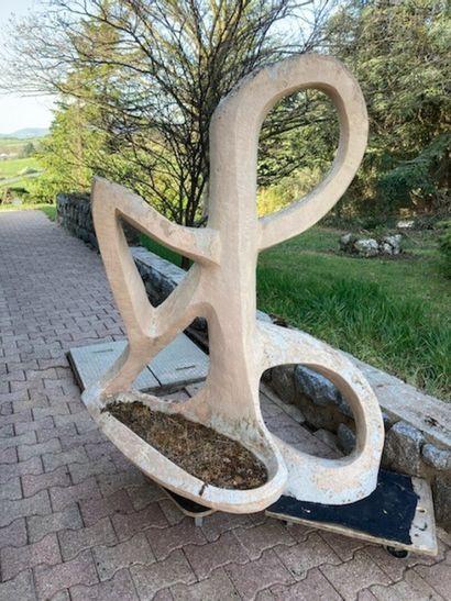 Vincent GONZALEZ (1928-2019)  Sculpture ...