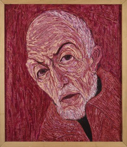 Vincent GONZALEZ (1928-2019)  Ma gueule n°1,...
