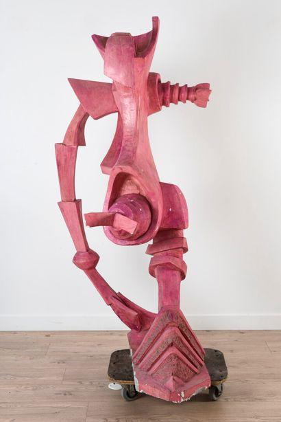 Vincent GONZALEZ (1928-2019)  Maternité,...