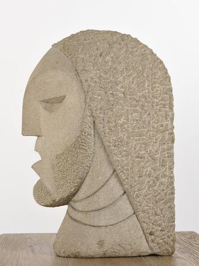 Vincent GONZALEZ (1928-2019)  Ulysse,  Granite...