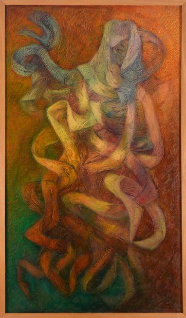 Vincent GONZALEZ (1928-2019)  Résurrection...