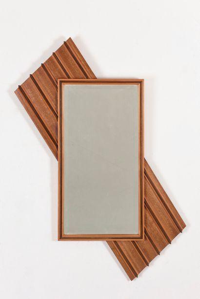Vincent GONZALEZ (1928-2019)  Miroir de forme...