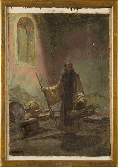 Auguste-Félix BAUER (Lyon 1854-1933)  Le...