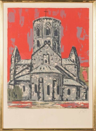 Jean COUTY (1907-1991)