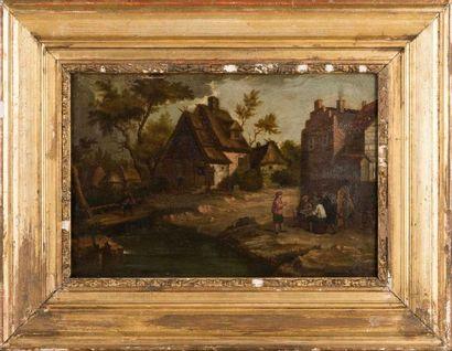 Ecole hollandaise du 17ème siècle