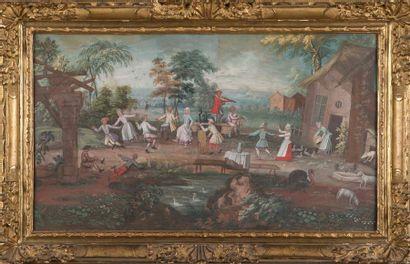 Ecole Française du 18ème siècle