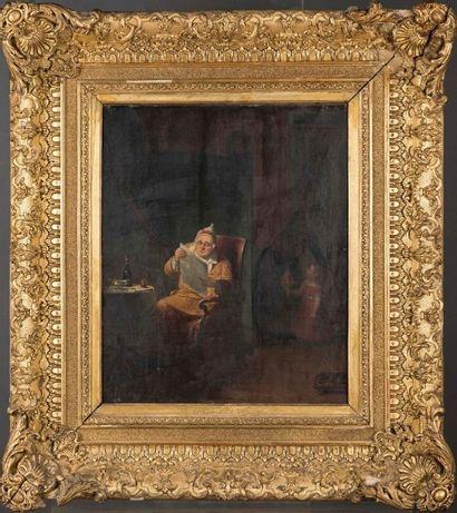 Ecole française vers 1820 attribué à Jeanne Elisabeth CHAUDET-HUSSON