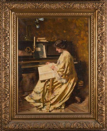 Edouard MENTA (1858-1953)