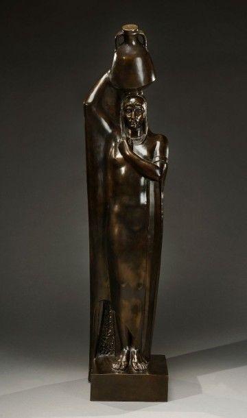 Mahmoud MOUKTAR ou MOKHTAR (Egypte, 1891-1934)