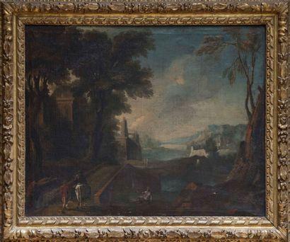Ecole italienne du 18ème siècle