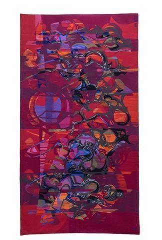 Camille HILAIRE (1916-2004)Tapisserie d'Aubusson,...