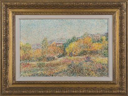 Jean CORBET (né en 1926) Peinture N°127,...