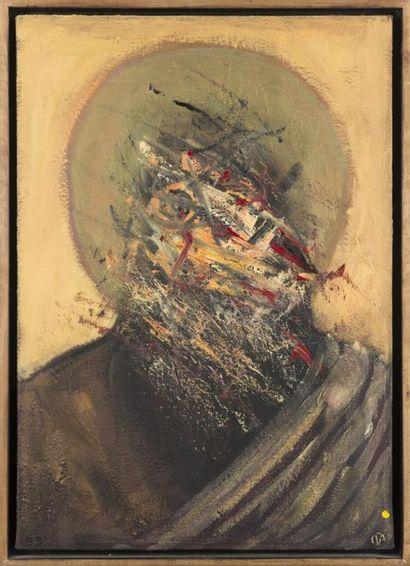 Ignacio VERA PONCE (Né en 1963) Artiste Mexicain...